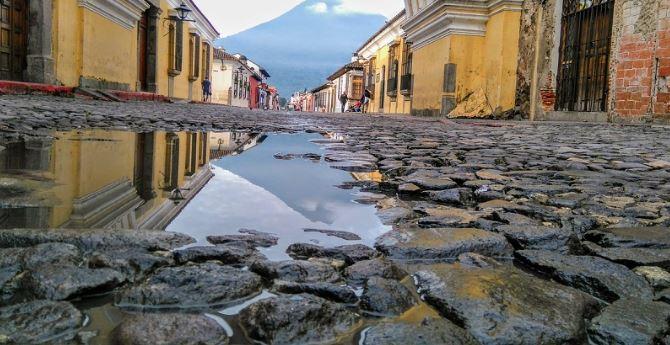 Visiter Antigua au Guatemala