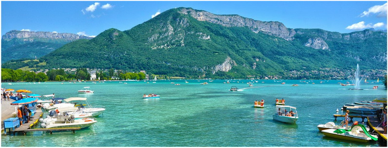 Passer un séjour inoubliable à Annecy en Haute-Savoie