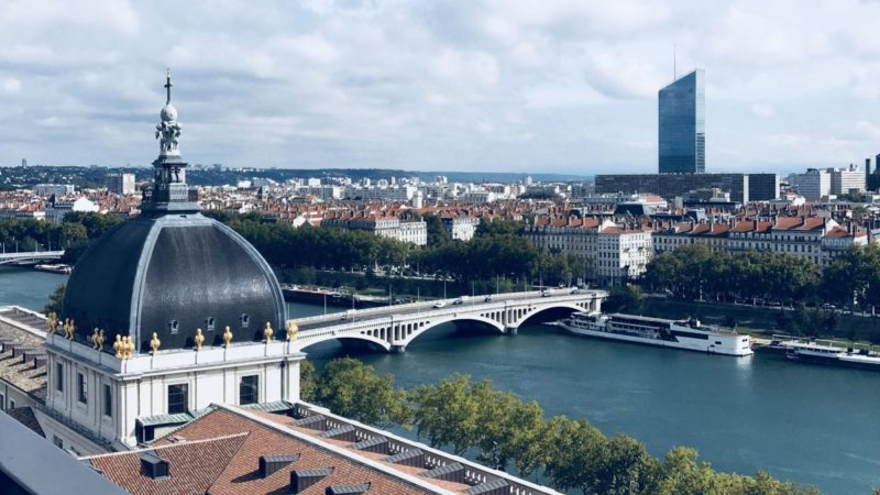 Voyager à Lyon le temps d'un week-end