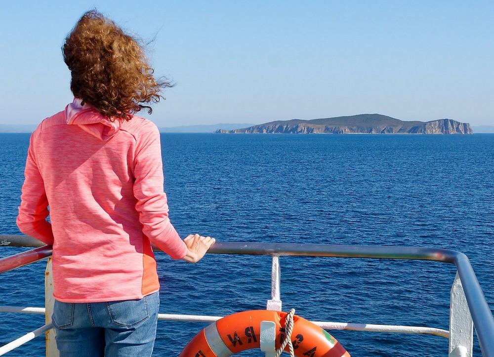 Voyage en bateau sans mal de mer!