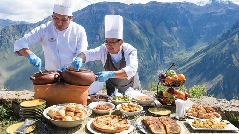Top 3 des meilleures gastronomies étrangères
